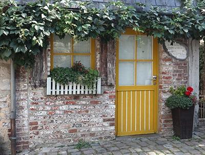デュルビュイ旧市街