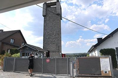 デュルビュイの展望台ベルヴェデーレ