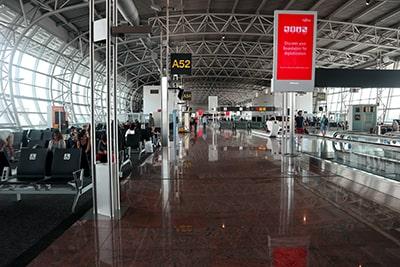 ブリュッセル国際空港