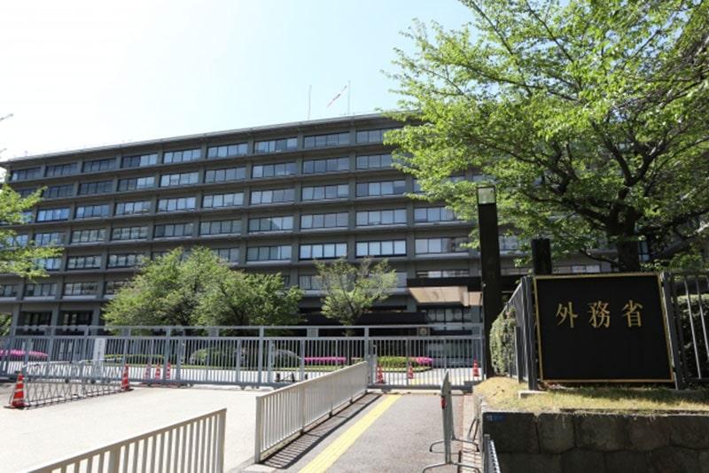 東京外務省