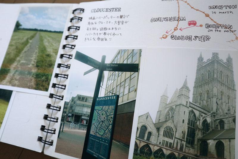 イギリス旅ノート