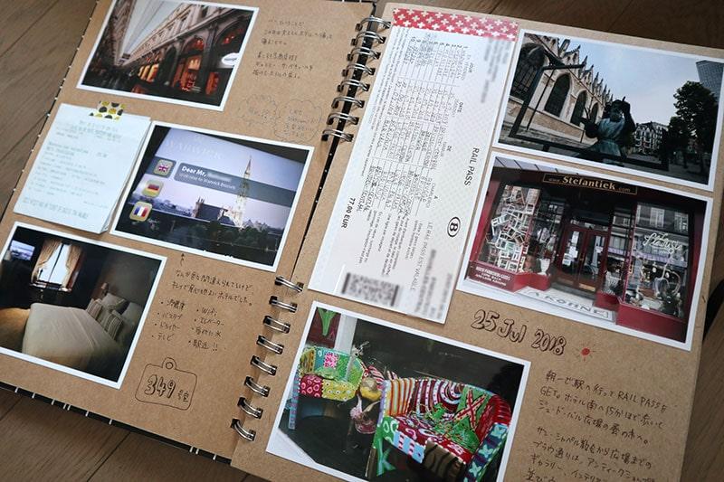 ベルギー旅日記