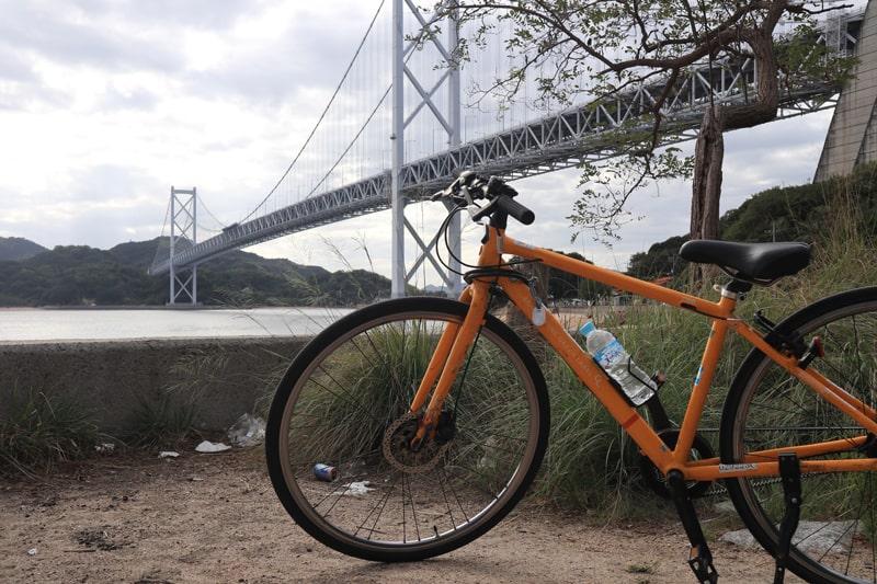 向島サイクリング