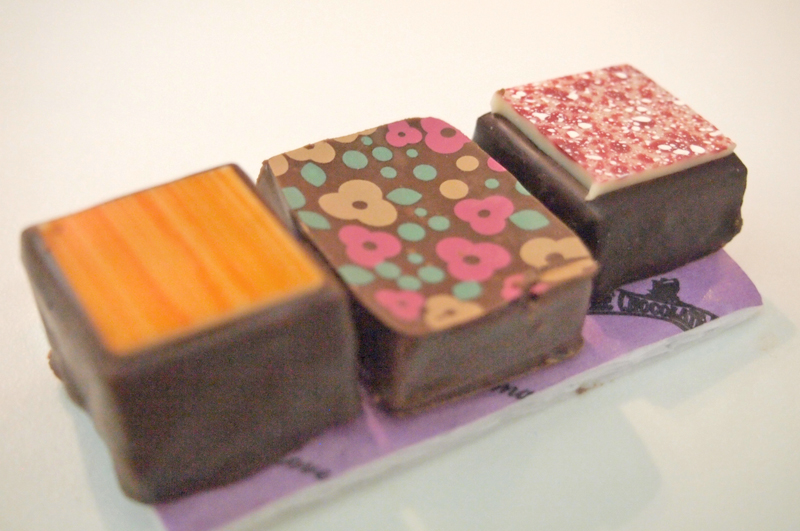 ザ・チョコレートライン