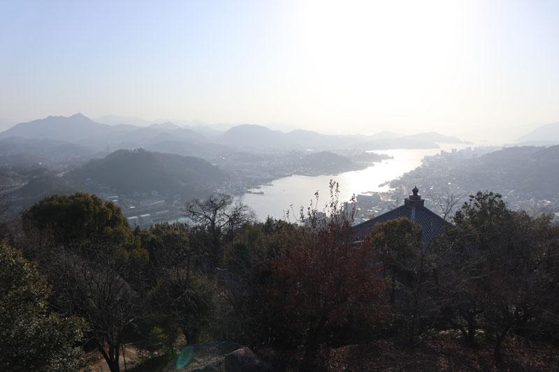 尾道浄土寺山展望台