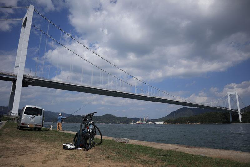 しまなみ海道サイクリング伯方・大島大橋