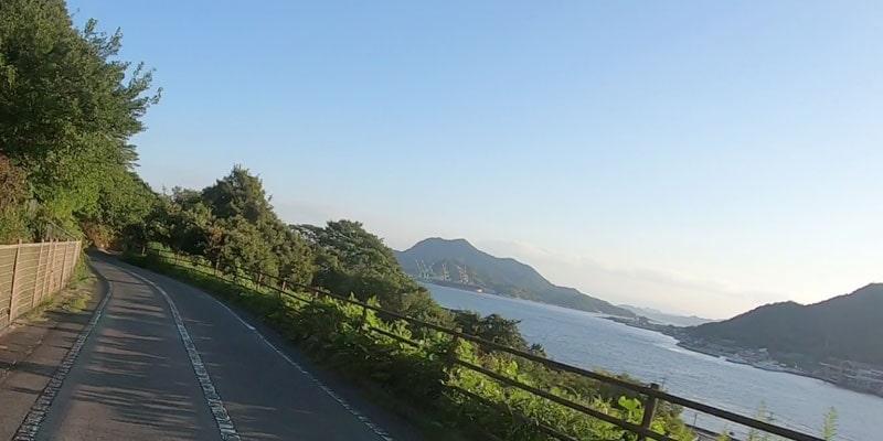 しまなみ海道サイクリング生口橋
