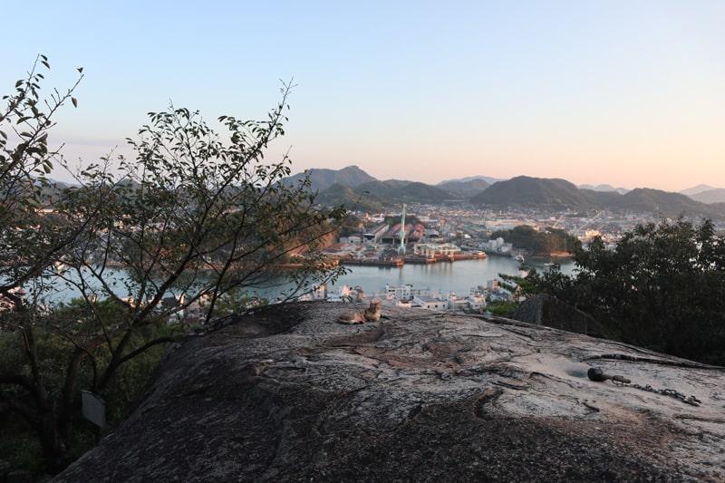 千光寺ポンポン岩