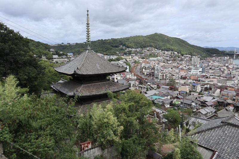 天寧寺三重塔