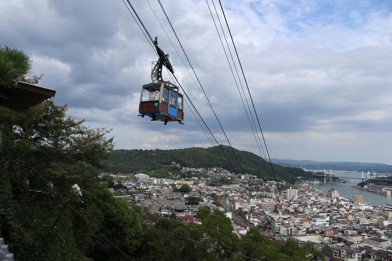 尾道・千光寺からの眺め