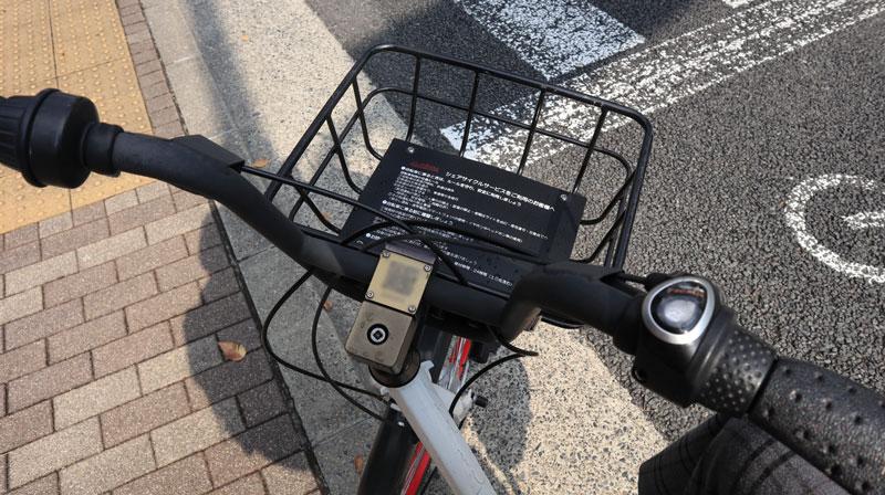 PiPPAの自転車