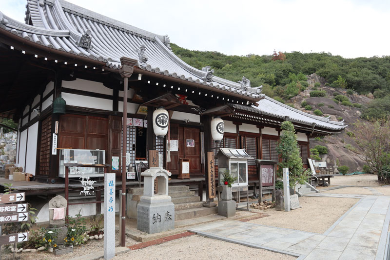 尾道海龍寺