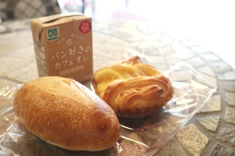 サンモルテのパン